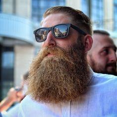 Amazing Beard Styles from Bearded Men Worldwide Beard Cuts, Red Beard, Ginger Beard, Beard No Mustache, Epic Beard, Full Beard, Great Beards, Awesome Beards