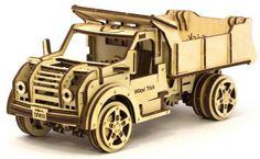 Конструктор Wood Trick Грузовик 215 деталей (1234-3)