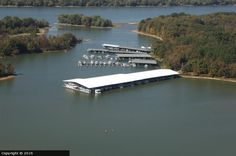 Cuba Landing Marina in Waverly, Tennessee, United States