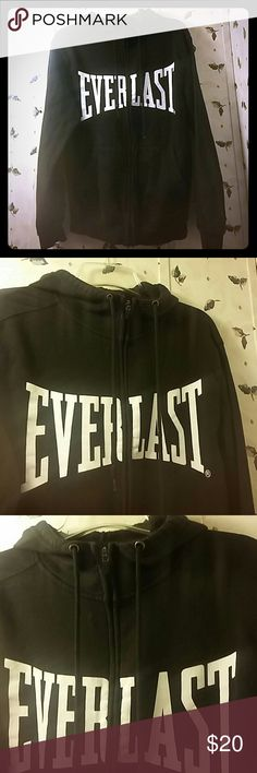 Everlast Zip Up Hoodie Jacket SZ S/C RN#42000 Everlast Jackets & Coats Lightweight & Shirt Jackets
