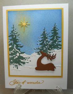 Star of Wonder by susanbri - Cards and Paper Crafts at Splitcoaststampers