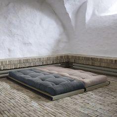 Canapé modulable et convertible avec futons et tatamis CHICO SOFA Karup port offert