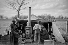 In 1939, evicted sharecroppers held a roadside protest that captivated the nation