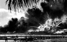 "Tomorrow is the 75th anniversary of the attack on Pearl Harbour. ""A Date Which Will Live in Infamy - FDR asked for a Declaration of War following the Japanese attack on Pearl Harbor Hawaii on December 7 1941. It stunned virtually everyone in the United States military. Japan's carrier-launched bombers found Pearl Harbor totally unprepared.  Listen to the podcast tomorrow for a special History Hit on that fateful day."
