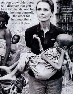 Audrey Hepburn: amazing
