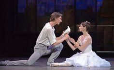 Vadim Muntagirov and Lauren Cuthbertson in Two Pigeons