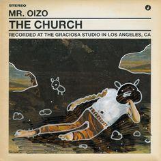Mr. Oizo / The Church (2014)