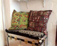 MAUD Interiors cushions and rug