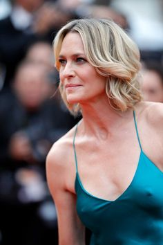 Robin Wright, 51 ans - Cannes 2017