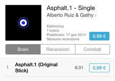 Now on iTunes! Gathy & Alberto Ruiz