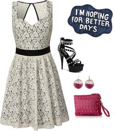 """""""better days"""" by felizim ❤ liked on Polyvore"""