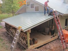 BrainRight - Shed Addition Although age-old around thought, this pergola has become experiencing a