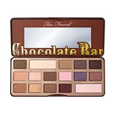 Chocolate bar - Paleta do makijażu oczu - Too Faced