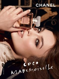 Coco Mademoiselle this has such a nice floral scent it's not overpowering though maybe I'll get it for my birthday :-) it's a very nice smelling perfume I really love it!