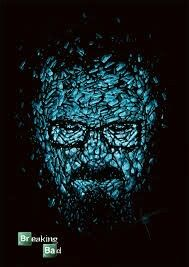 Heisenberg by Farid Sepehr in Tehran, Iran Heisenberg, Classic Tv, Breaking Bad, Tehran Iran