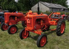 allis chalmers tractors | Description Allis Chalmers Tractors - Flickr - mick - Lumix.jpg