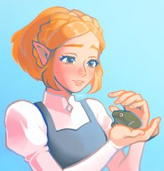 Frog Princess, Princess Zelda, Disney Princess, Nintendo Characters, Disney Characters, Fictional Characters, Sword Art Online, Online Art, Kirito Sword