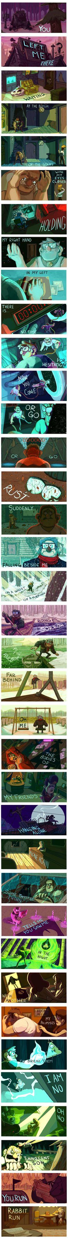 """""""Innocent Son"""" from Fleet Foxes - Gravity Falls PMV by Shnikkles"""