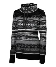 Comfy Charcoal Pullover.