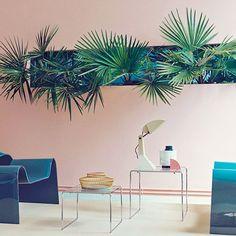 Pink + Green Interior | Trine's Wardrobe | Bloglovin'