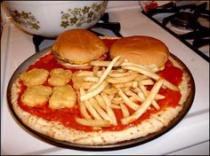 9 Best Worst Pizza Toppings Images Pizza Food Ethnic Recipes