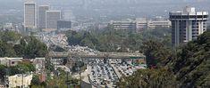 San Diego Freeway, Los Angeles