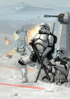 1000+ images about Star Wars Art on Pinterest | Star Wars ...