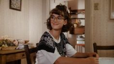 "Winona Ryder as the religious Texan girl Gemma Dillard in ""Squaredance""(1987)"