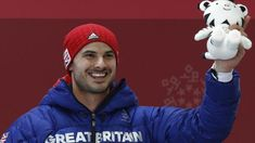 Dom Parsons won Great Britain's first medal of the 2018 Winter Olympics - but did you know he also makes sleds as well as racing on them? 2018 Winter Olympics, Team Gb, Sport Inspiration, 30 Years Old, Sports Stars, Winter Sports, Great Britain, The Man, Skeleton