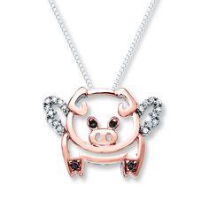 I want! It's so piggy cute! :)