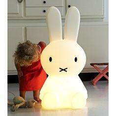 Lamp zittend