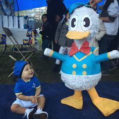 Donald Duck piñata