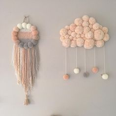diy crafts to sell - diy crafts . diy crafts for the home . diy crafts for kids . diy crafts to sell . diy crafts for adults . diy crafts to sell easy . diy crafts for the home decoration Wall Hanging Crafts, Photo Wall Hanging, Woven Wall Hanging, Diy Wall Art, House Of Beauty, Beauty Kit, Pom Pom Crafts, Creation Deco, Diy Décoration