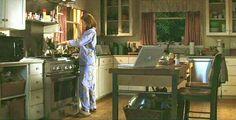 Must Love Dogs movie kitchen