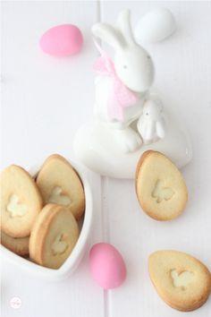 Schokoladen Butterkekse #Ostern #Osterrezepte