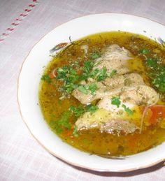 Cu Medi in bucatarie: Ciorba de potroace din tacamuri de curcan Thai Red Curry, Cooking, Ethnic Recipes, Rome, Recipies, Kitchen, Brewing, Cuisine, Cook