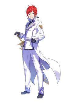 Reinhard Van Astrea Re Zero Kara Hajimeru Isekai Seikatsu(Anime) Character Drawing, Character Concept, Character Design, Manga Art, Anime Manga, Anime Art, Fantasy Characters, Anime Characters, Re Zero Reinhard
