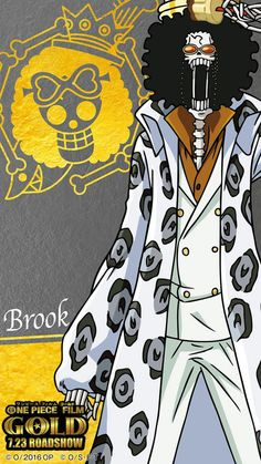 37 Best Brook Images Brooks One Piece One Piece Anime 0ne Piece