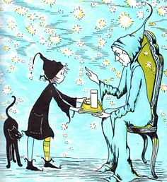 Dorrie and the Blue Witch - one of my favorite books!