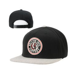 c99f508584151 Brixton Rival Snapback Hats 6714! Only  8.90USD