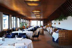 Ресторан Savoy в Хельсинки был оформлен Алваром Аалто и его женой Айно в 1937 году. С тех пор в этой обители идеального скандинавского стиля ничего не изменилось.