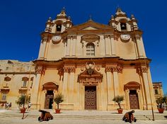 St. Paul's Cathedral, Malta - Beautiful!