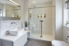 Elegant Master Ensuite Shower Room in Kingston | Bathroom Eleven