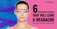 6 Pressure Points That Will Cure A headache in Less Than 5 Minutes Daily Stretching Routine, Daily Stretches, Stretch Routine, Mind Test, Massage Pressure Points, Narcissistic Mother, Body Hacks, Reflexology, Acupressure