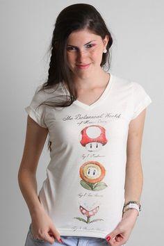 The Botanical World of Mario Bros