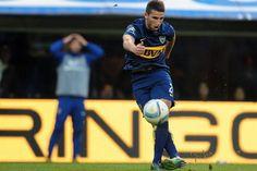 El mundo habla de la rabona de Calleri y de la reacción de Maradona - Boca Juniors - canchallena.com
