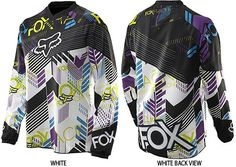 Love this jearsey Atv Riding Gear, Dirt Bike Gear, Dirt Biking, Motocross Love, Motocross Girls, Fox Racing Jerseys, Fox Rider, Fox Logo, Dirtbikes