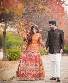 Delivering hassle free service to our client at very competitive prices. Get bridal dresses of your choice in and Mehndi Dress For Groom, Pakistani Mehndi Dress, Bridal Mehndi Dresses, Mehndi Outfit, Pakistani Wedding Outfits, Mehendi, Pakistani Clothing, Pakistani Suits, Bridal Outfits