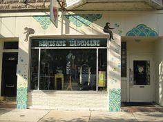 Renegade Handmade storefront in Chicago