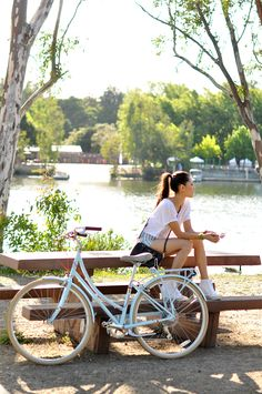 """My hand-out is...""""A Summer Bike Ride."""" Where will your bike ride take us?"""